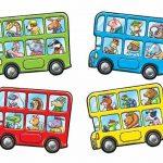 Orchard Toys Little Bus Lotto Mini/Jeu de Voyage de la marque Orchard Toys image 2 produit