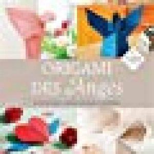 Origami des Anges : Pour décorer, porter bonheur ou méditer. de la marque Jules Selmes image 0 produit