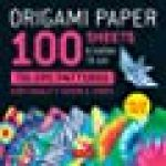 Origami Paper 100 Sheets Tie-dye Patterns 6 Inch - 15cm: Tuttle Origami Paper - High-quality Origami Sheets Printed With 8 Different Designs: Instructions for 8 Projects Included de la marque Tuttle Publishing image 1 produit