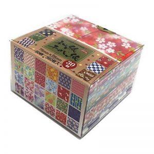 """Origami Paper 3'x3"""" 360/Pkg-Assorted Colors de la marque Aitoh image 0 produit"""