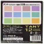 """Origami-papier 068005 tANT 12 couleur """"pastel"""" 15 cm de la marque TOYO image 1 produit"""