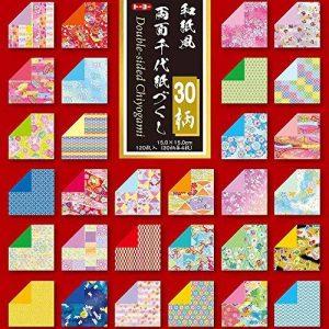 Origami papier Tsukushi 0180602 couleurs 15cm de la marque TOYO image 0 produit