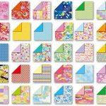 Origami papier Tsukushi 0180602 couleurs 15cm de la marque TOYO image 1 produit