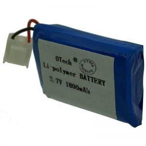 Otech Batterie Terminal de paiement/TPE pour INGENICO F26401652 de la marque Otech image 0 produit