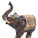 Pajoma - Éléphant Décoratif - Couleur Foncée - 15 Cm de la marque Ben-10 image 2 produit