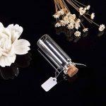PandaHall Elite - Lot de 1 Sachet Etiquettes de Prix en Papier pour Bijoux avec Chaine Blanc, Rectangle, Blanc,23x13mm de la marque pandahall image 4 produit