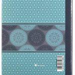 Panodia 271286 Mandala Album photos pochettes avec 100 Vues Papier Bleu 5,5 x 14 x 16,5 cm de la marque Panodia image 2 produit