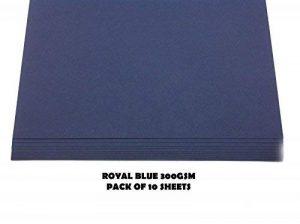 papier a3 bleu TOP 10 image 0 produit