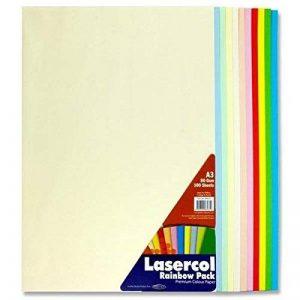 papier a3 couleur 80g TOP 9 image 0 produit