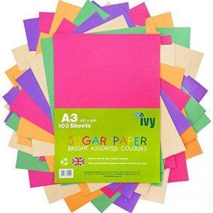 papier a3 couleur TOP 9 image 0 produit