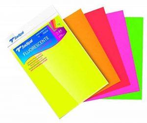 papier a4 jaune fluo TOP 8 image 0 produit