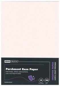 papier a4 parchemin TOP 5 image 0 produit