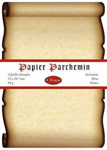 papier a4 parchemin TOP 7 image 0 produit