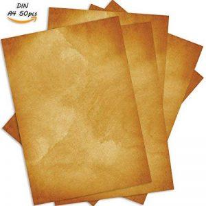 papier a4 vieilli TOP 13 image 0 produit