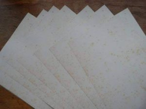papier a4 vieilli TOP 2 image 0 produit