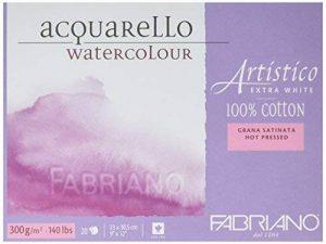 papier aquarelle satiné TOP 2 image 0 produit