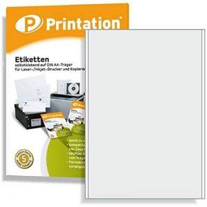 papier autocollant a4 TOP 2 image 0 produit