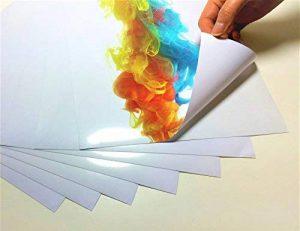 papier autocollant brillant pour imprimante TOP 9 image 0 produit