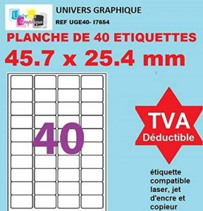 papier autocollant pour imprimante TOP 9 image 0 produit