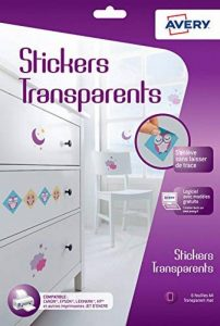 papier avery transfert TOP 12 image 0 produit