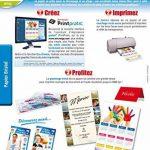 Papier Bristol Recto Verso de la marque Micro Application image 1 produit