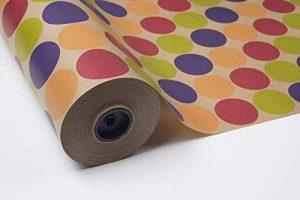papier cadeau 100m TOP 3 image 0 produit