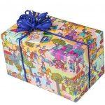 papier cadeau enfant TOP 1 image 3 produit