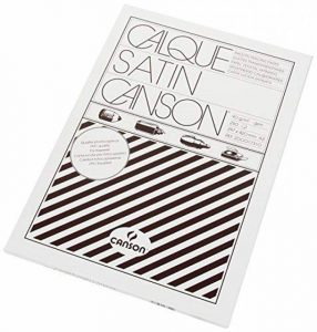 papier calque satin canson TOP 5 image 0 produit