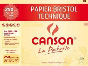 papier canson 250g TOP 4 image 0 produit