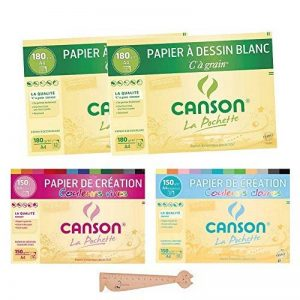 papier canson couleur a4 TOP 14 image 0 produit