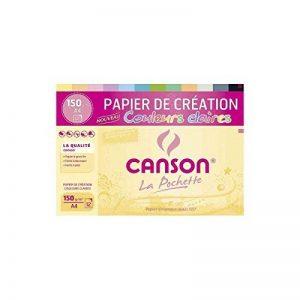 papier canson vert TOP 1 image 0 produit