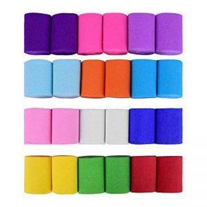 papier crépon couleur TOP 4 image 0 produit