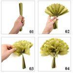 papier crépon or TOP 4 image 4 produit