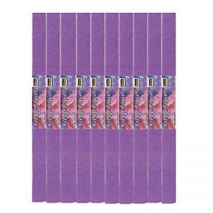 papier crépon violet TOP 4 image 0 produit