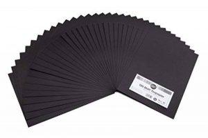 papier de couleur noir TOP 11 image 0 produit