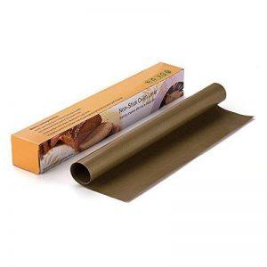 Papier de cuisson OKCS® Set de 2 recyclable feuille anti adhésif parchemin ustensiles à pâtisserie papier sulfurisé 40 x 33 cm de la marque OKCS image 0 produit