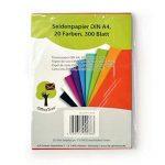papier de soie multicolore TOP 4 image 2 produit
