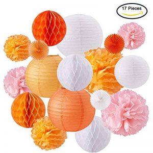 papier de soie orange TOP 8 image 0 produit