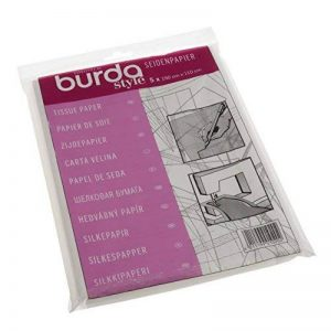 Papier de soie pour patrons Burda de la marque Burda image 0 produit
