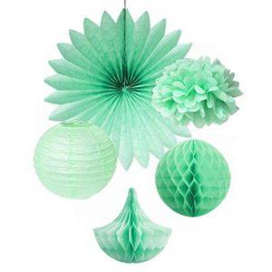 papier de soie vert menthe TOP 0 image 0 produit