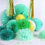 papier de soie vert menthe TOP 8 image 1 produit