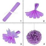 papier de soie violet TOP 5 image 4 produit