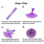 papier de soie violet TOP 6 image 4 produit