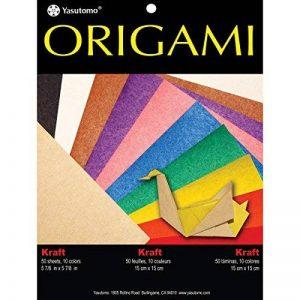 papier double face origami TOP 3 image 0 produit