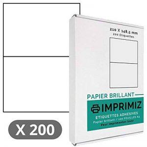 papier glossy laser TOP 10 image 0 produit