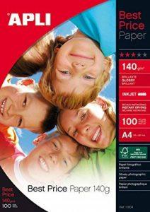 papier glossy laser TOP 4 image 0 produit