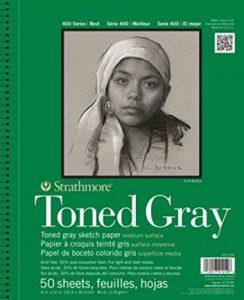 papier gris dessin TOP 2 image 0 produit