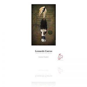Papier Hahnemühle Leonardo Canvas 390g, A3+ 25 feuilles de la marque Hahnemühle image 0 produit