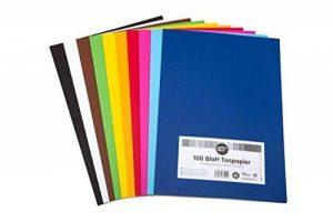 papier kraft couleur TOP 9 image 0 produit
