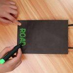 papier kraft noir TOP 7 image 3 produit